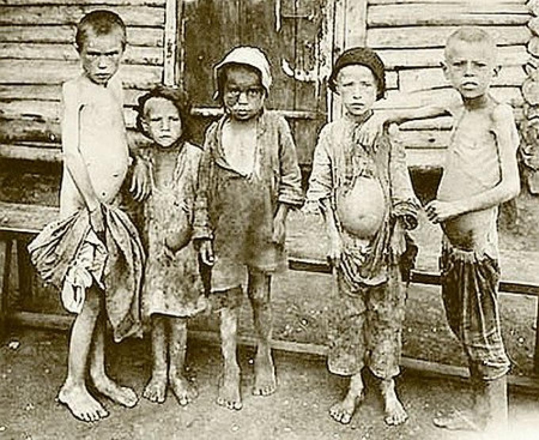 Buguruslan, Samara province, 1921.  Wikimedia Commons