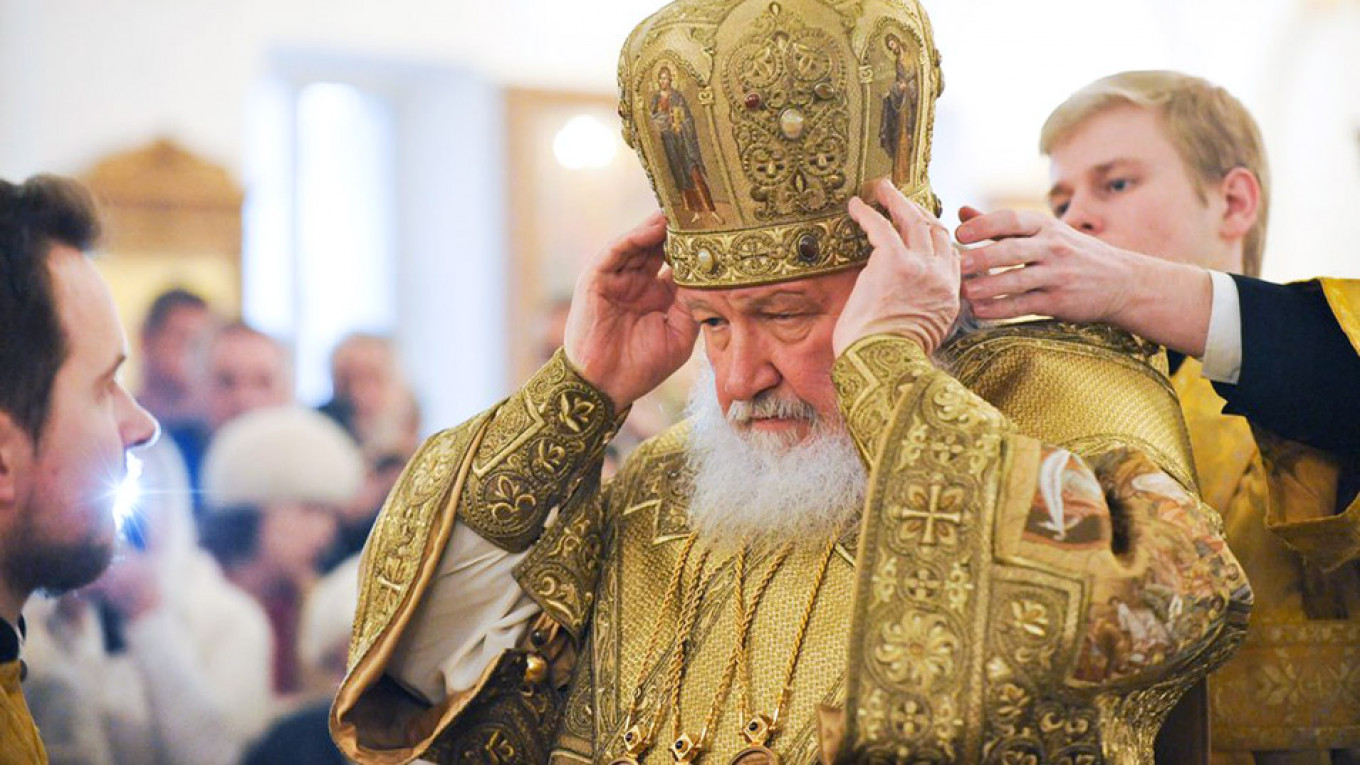 Russian Church Leader Calls to End Abortions to Boost Population