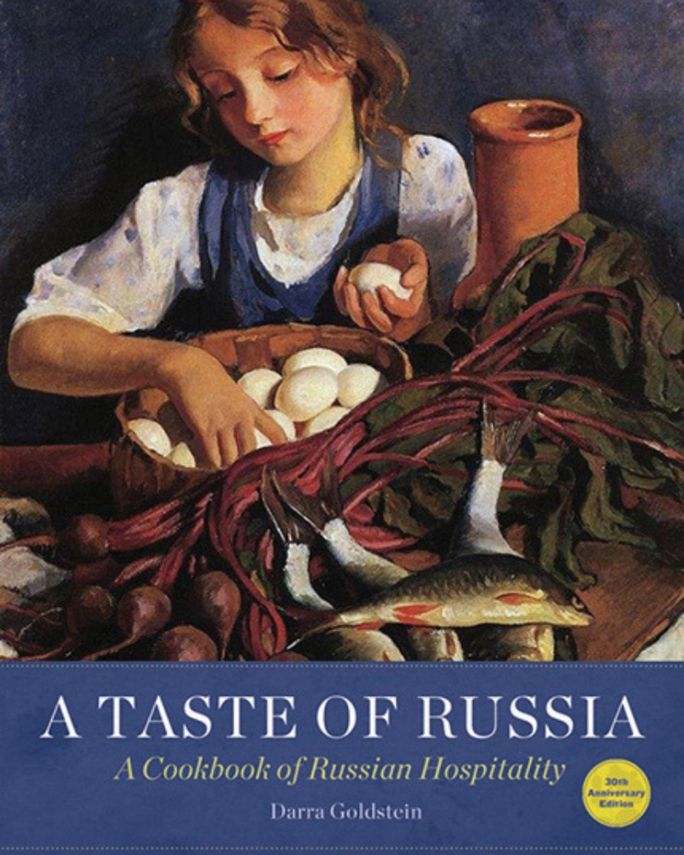 Russian cuisine and culture Courtesy of Edward & Dee