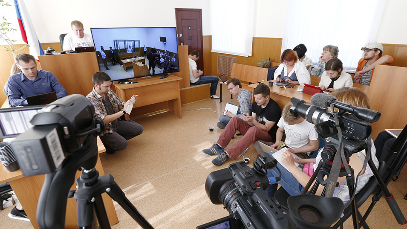 Russian Judges Eye Punishments for 'Biased' Media Coverage