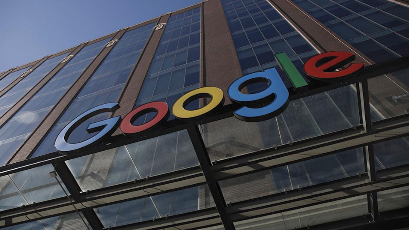 Russia Fines Google For Breaching Data Storage Law – The Moscow Times