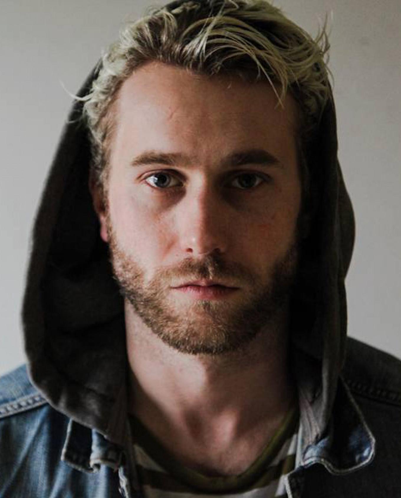 Musician and filmmaker Geraint Rhys Courtesy of Geraint Rhys