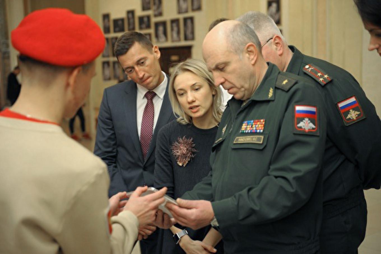 Major general Viktor Miskovets Russian Ministry of Defense