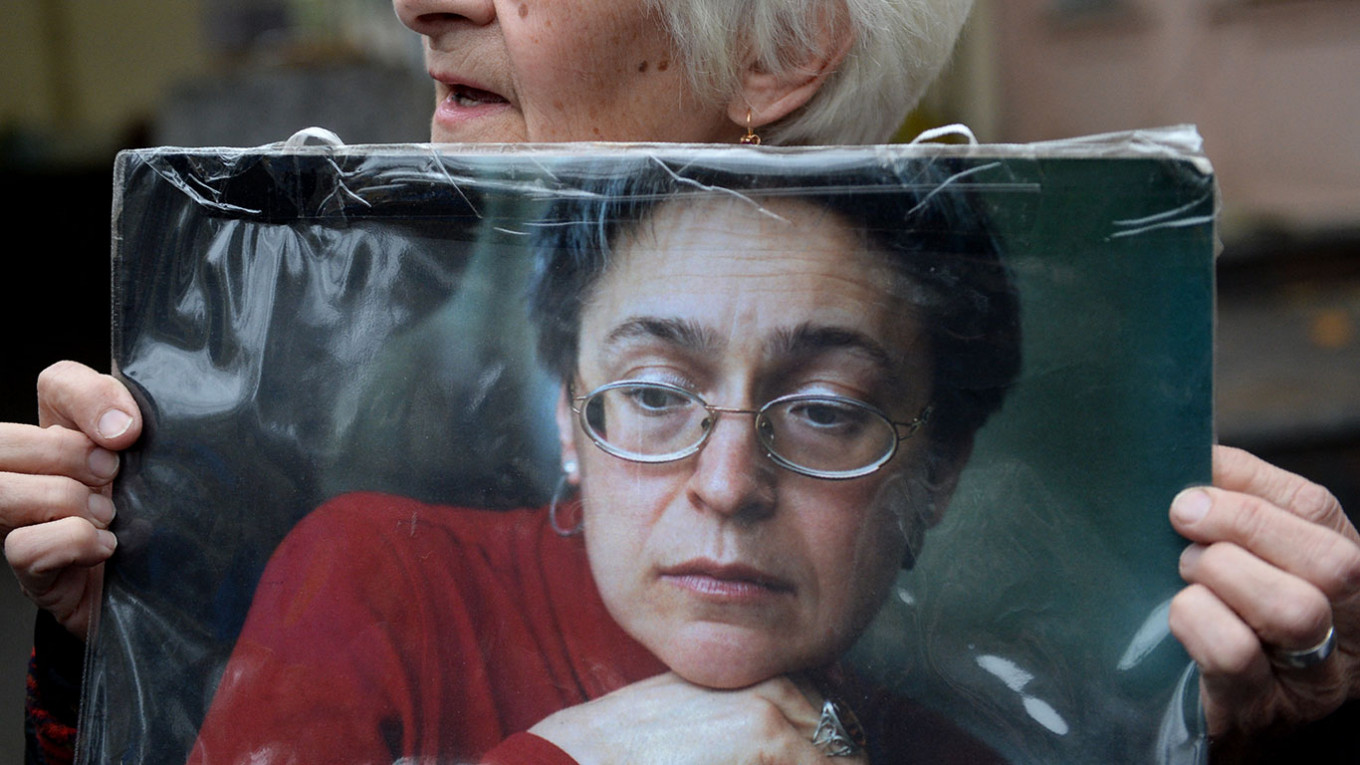 15 Years On, Editors Warn Time Up for Justice in Politkovskaya Murder – The Moscow Times