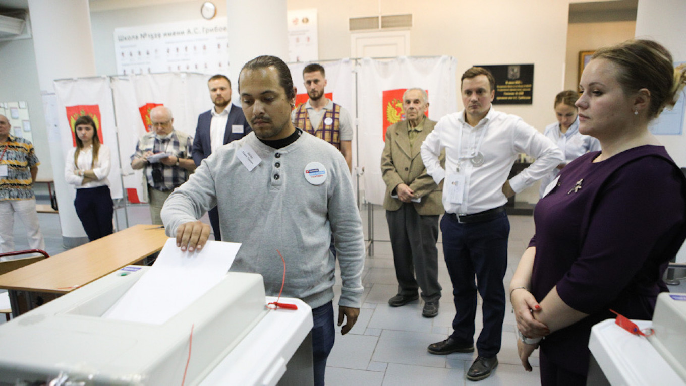 More Russians Barred from Elections Today Than in Soviet Union – Research – The Moscow Times