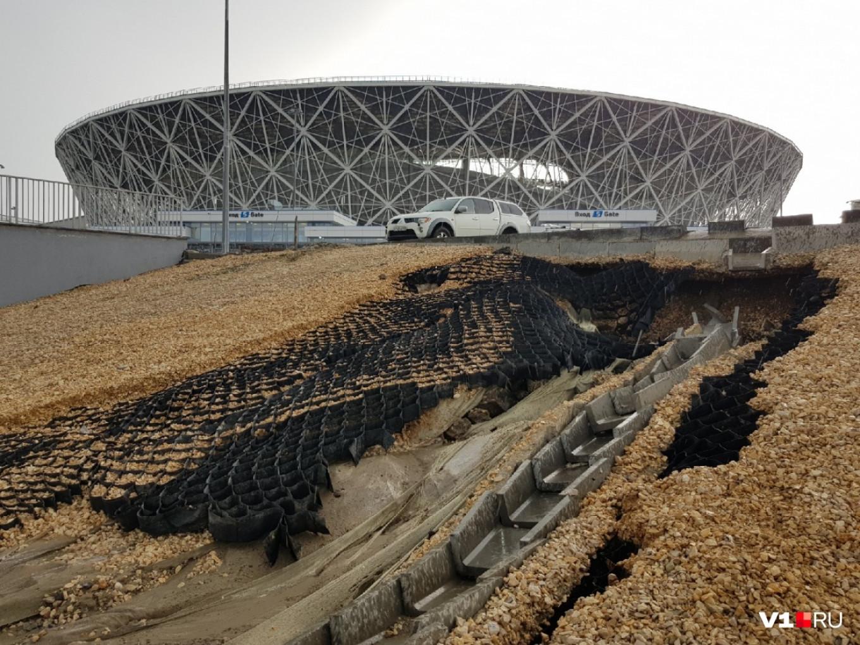 Volgograd Arena varlamov.ru