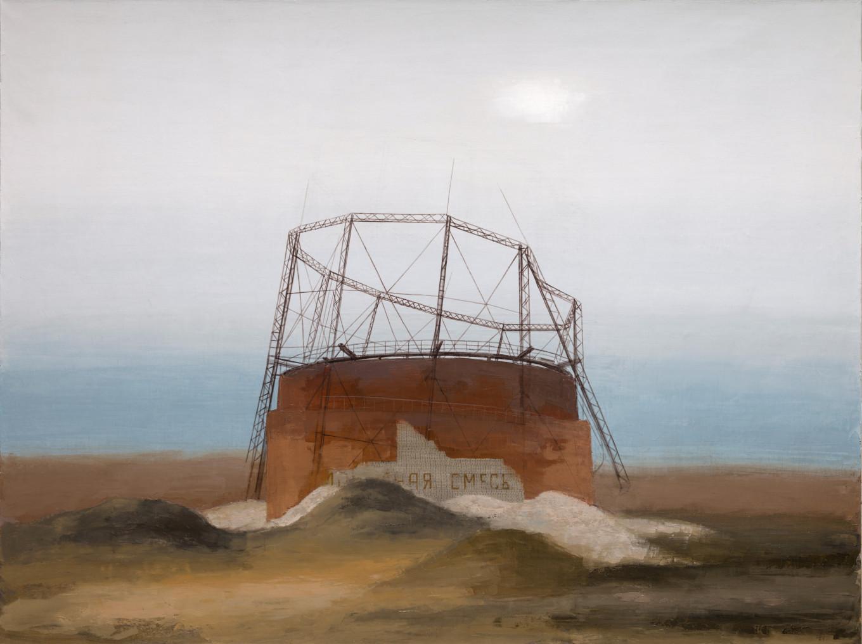 """""""Ruins. Gas Holder"""" by Pavel Otdelnov Courtesy of MMOMA"""
