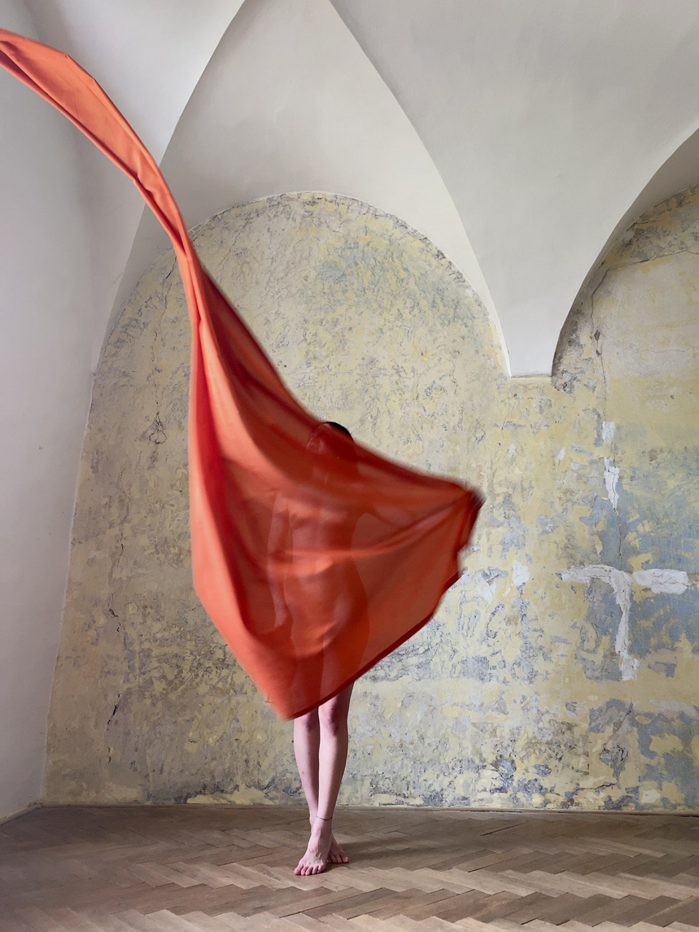 Image in support of Yulia Tsvetkova, Italian Vogue Emmie America