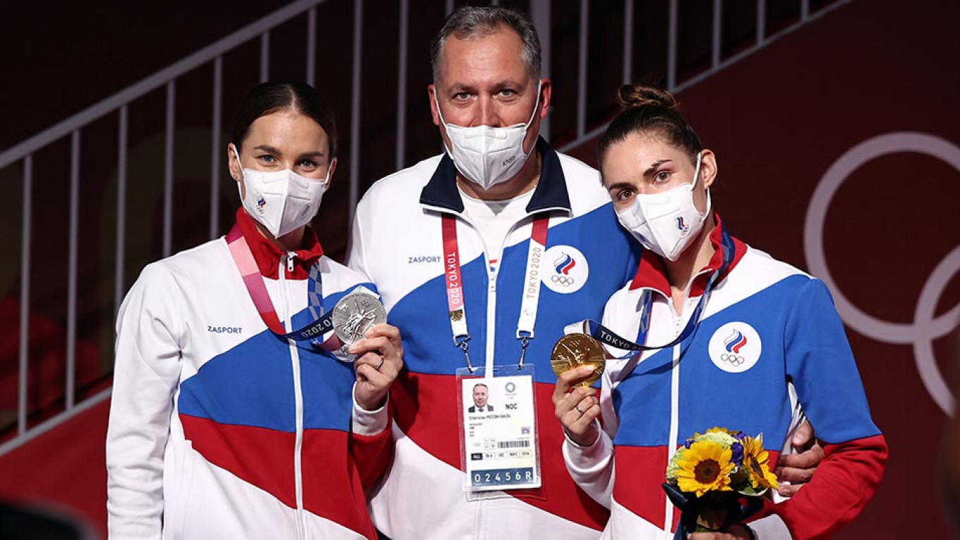 Tally of Medals for Russian Athletes – The Moscow Times