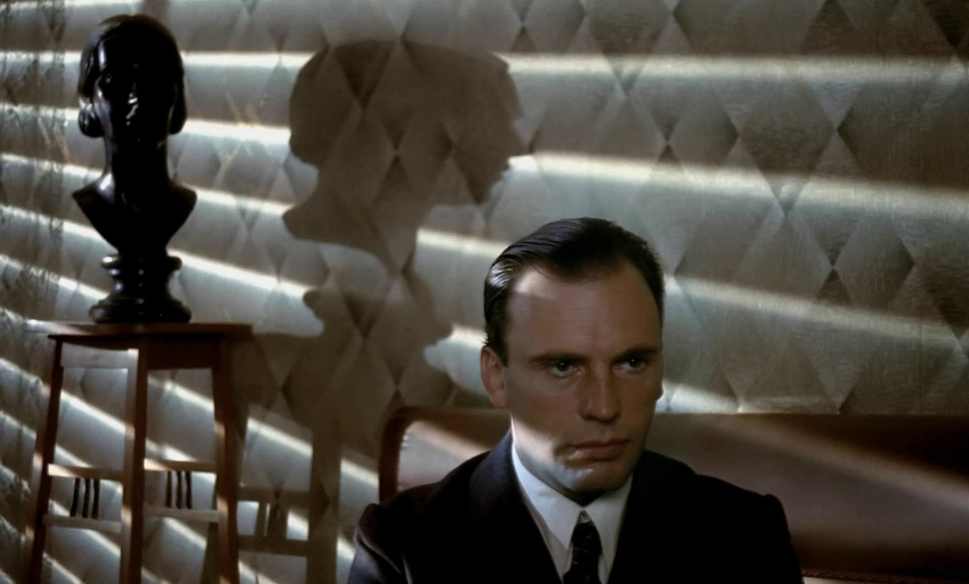 Bertolucci's 1970 classic 'The Conformist' deals with issues of politics and conscience. YOUTUBE
