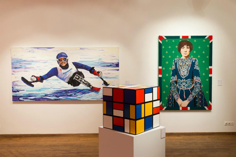 Sergey Shnurov Moscow Museum of Modern Art