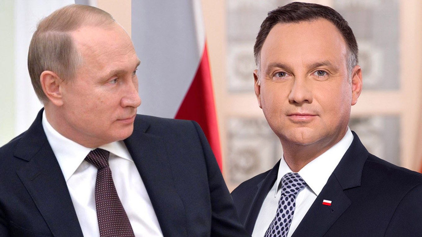 Russia And Poland S Holocaust War Of Words In Quotes The Moscow Times