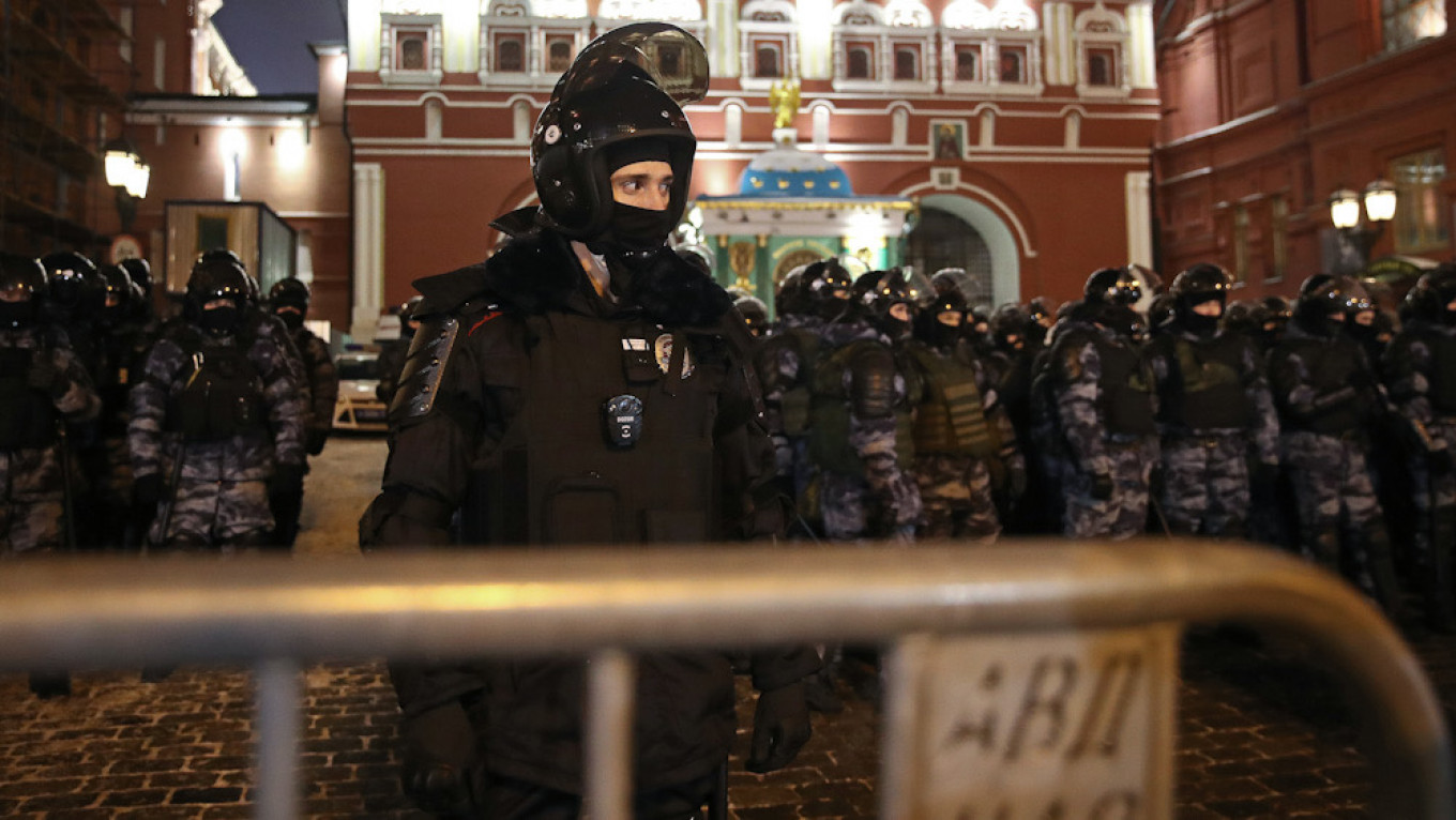 Russia Expels European Diplomats Over Navalny Protests – Foreign Ministry – The Moscow Times