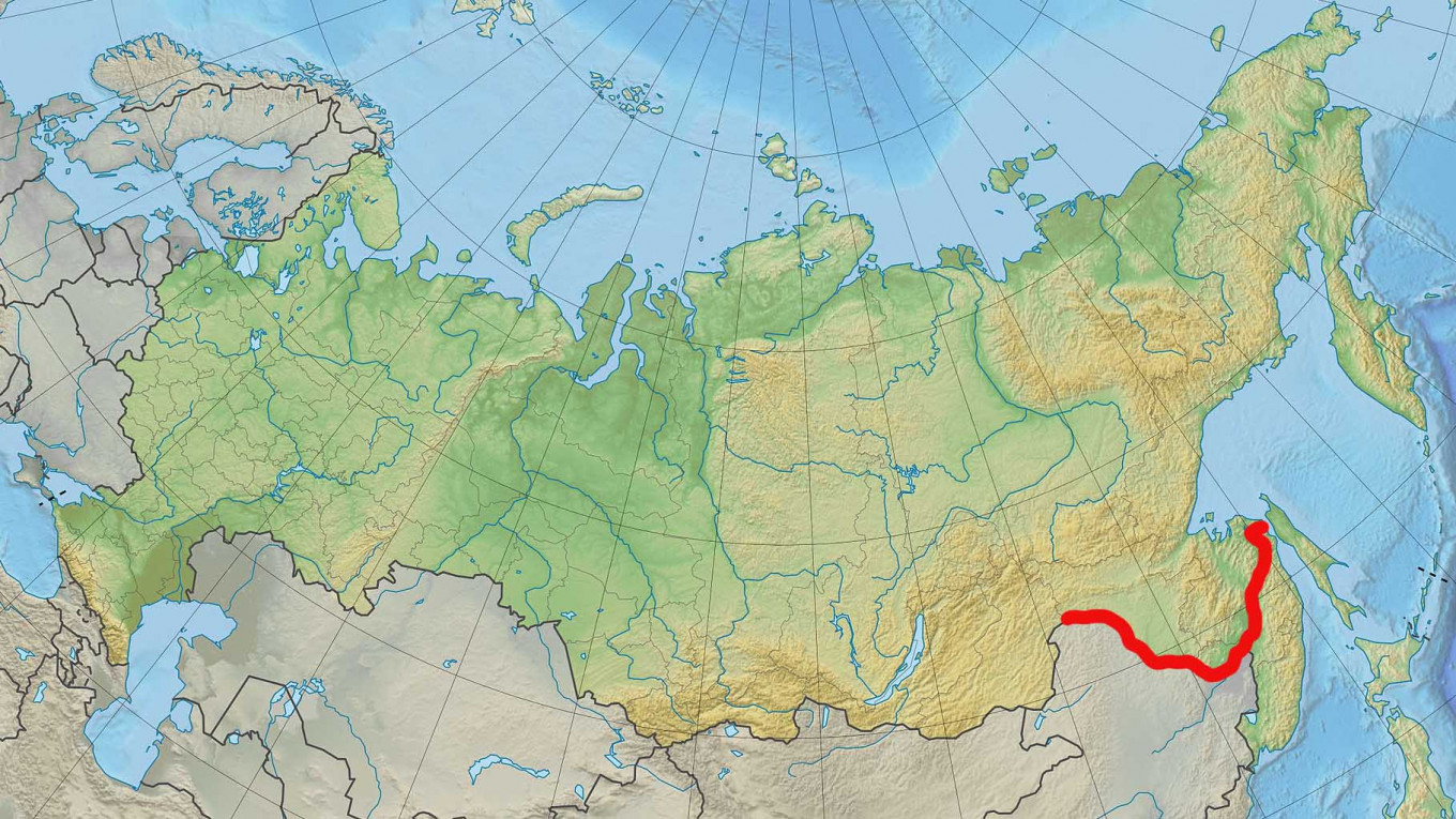 The Amur				 				Google Maps