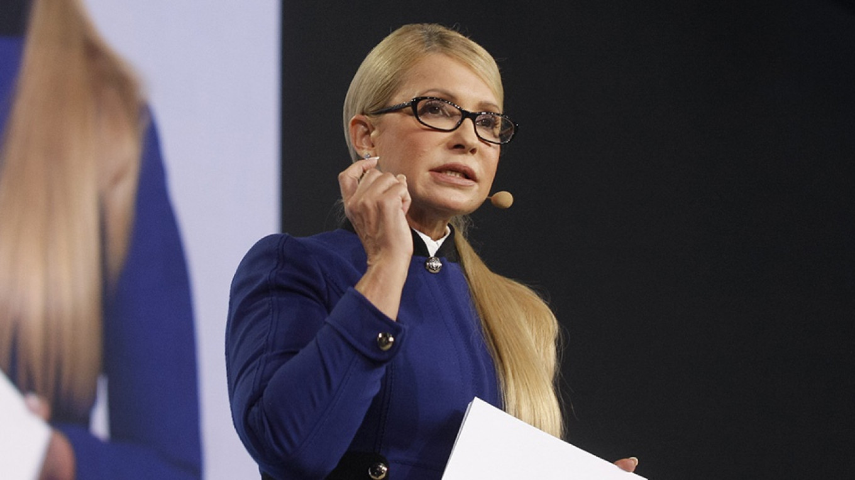 Yulia Timoshenko Zuma / TASS