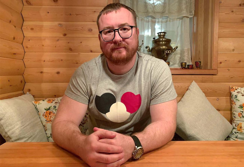 "Khabarovsk regional deputy Pyotr Emelyanov called Putin's decision to replace Furgal a ""punch below the belt.""  Evan Gershkovich / MT"