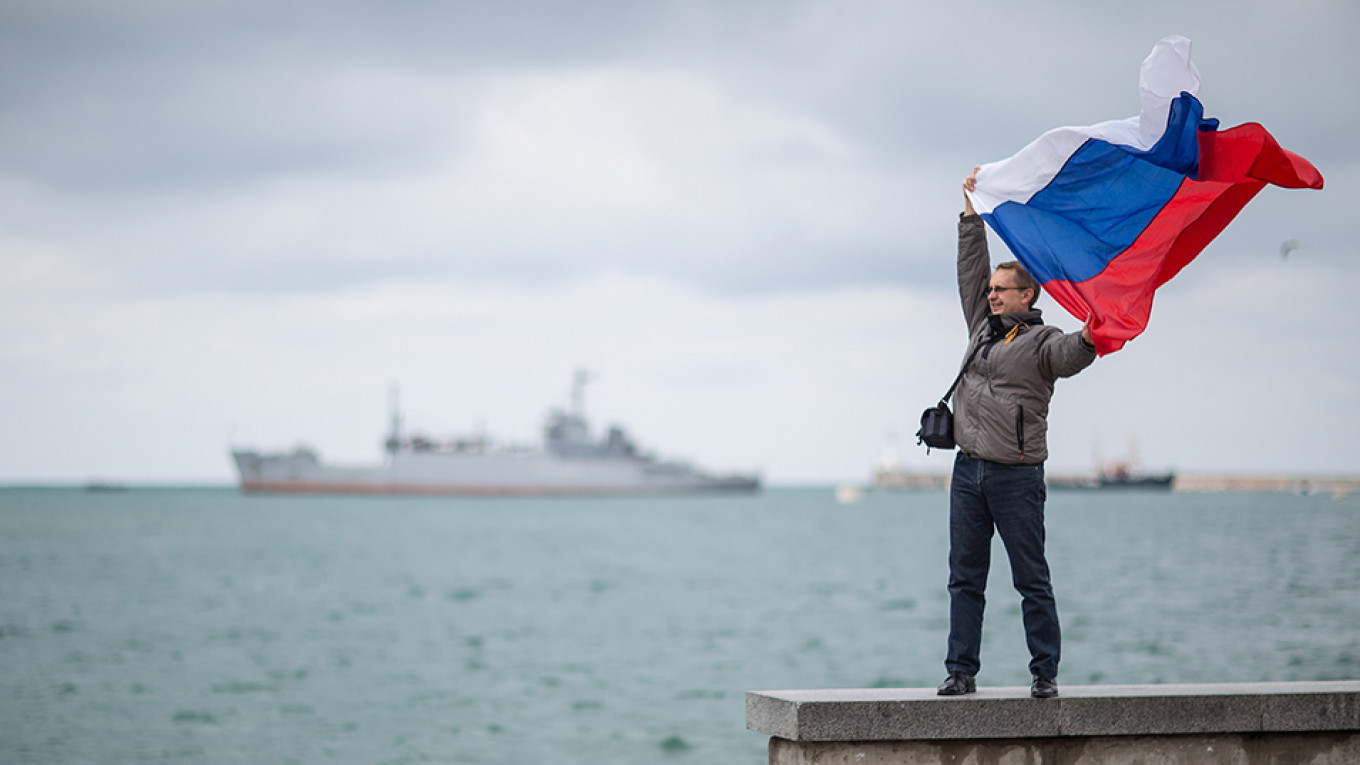 Russians Conflicted Over Crimea Annexation's Value