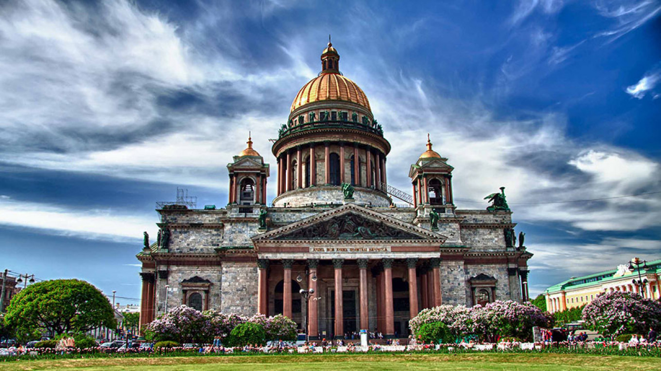 St. Isaac's Cathedral Wikicommons
