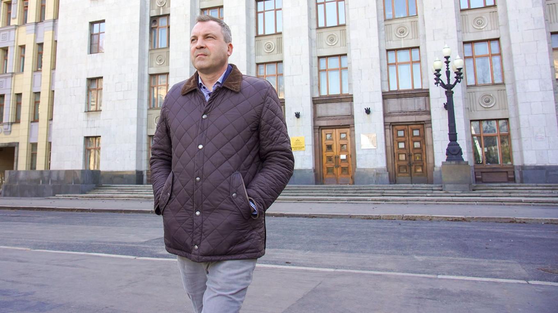 Yevgeny Popov. Alexander Avilov / Moskva News Agency