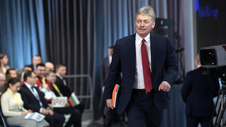 Dmitry Peskov Kremlin.ru