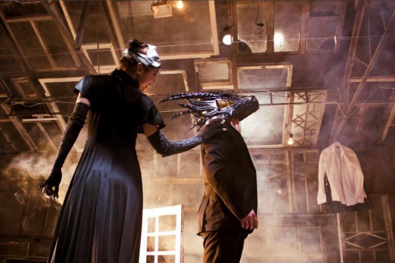 """A Midsummer Night's Dream"" Gogol Center"