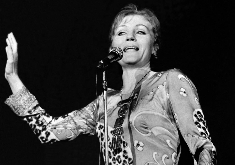 Anna German, 1970s TASS