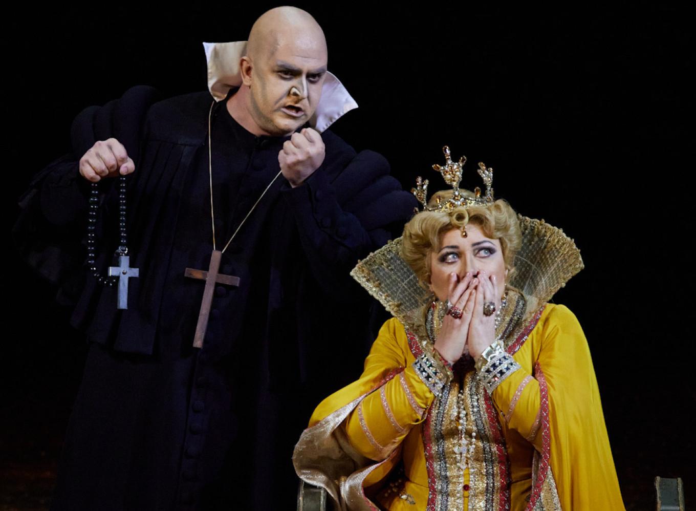 Mikhail Vilchuk © Mariinsky Theater