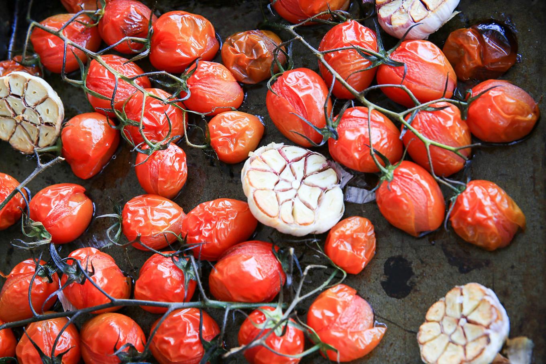 Vegetables roasted Jennifer Eremeeva / MT