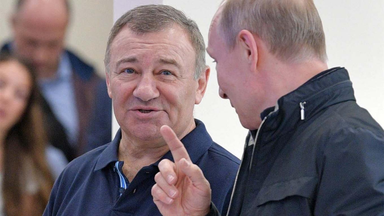 Alexei Druzhinin / Russian Presidential Press and Information Office / TASS