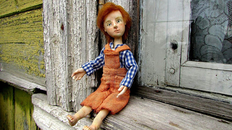 Varvara Skripkina Gallery of Dolls
