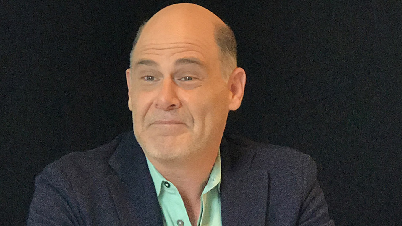 Producer-writer-director Matthew Weiner 				 				Ali Sar / MT
