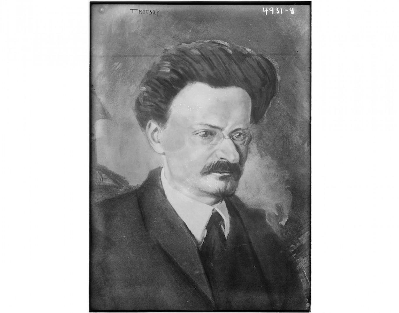 Leon Trotsky Project1917