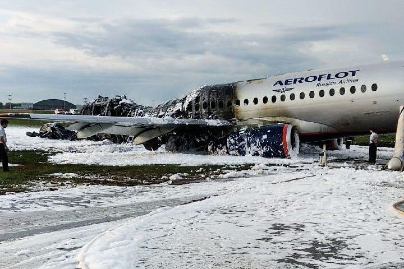 A National Disappointment: What Went Wrong With the Sukhoi Superjet