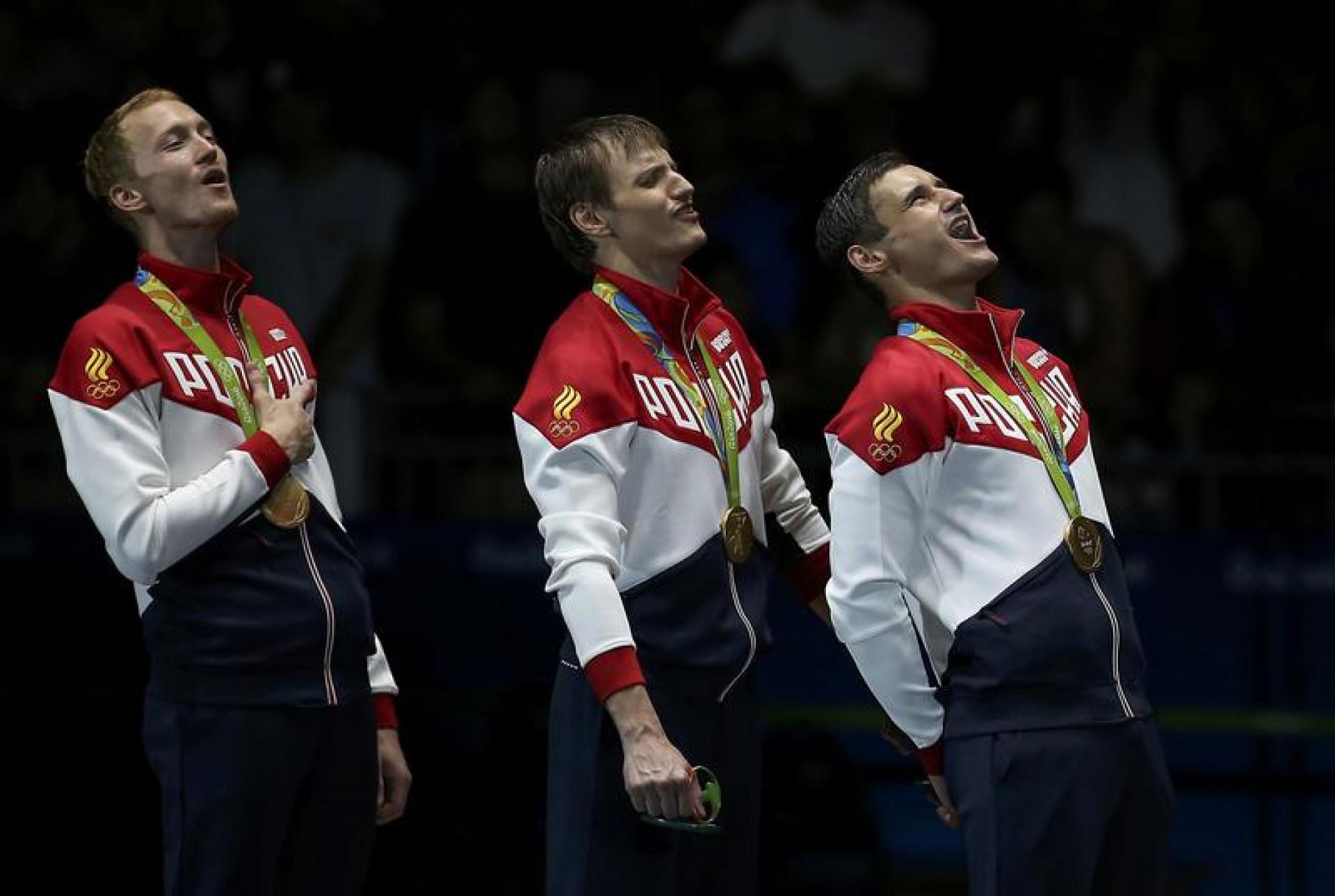 какие места занимала на олимпийских