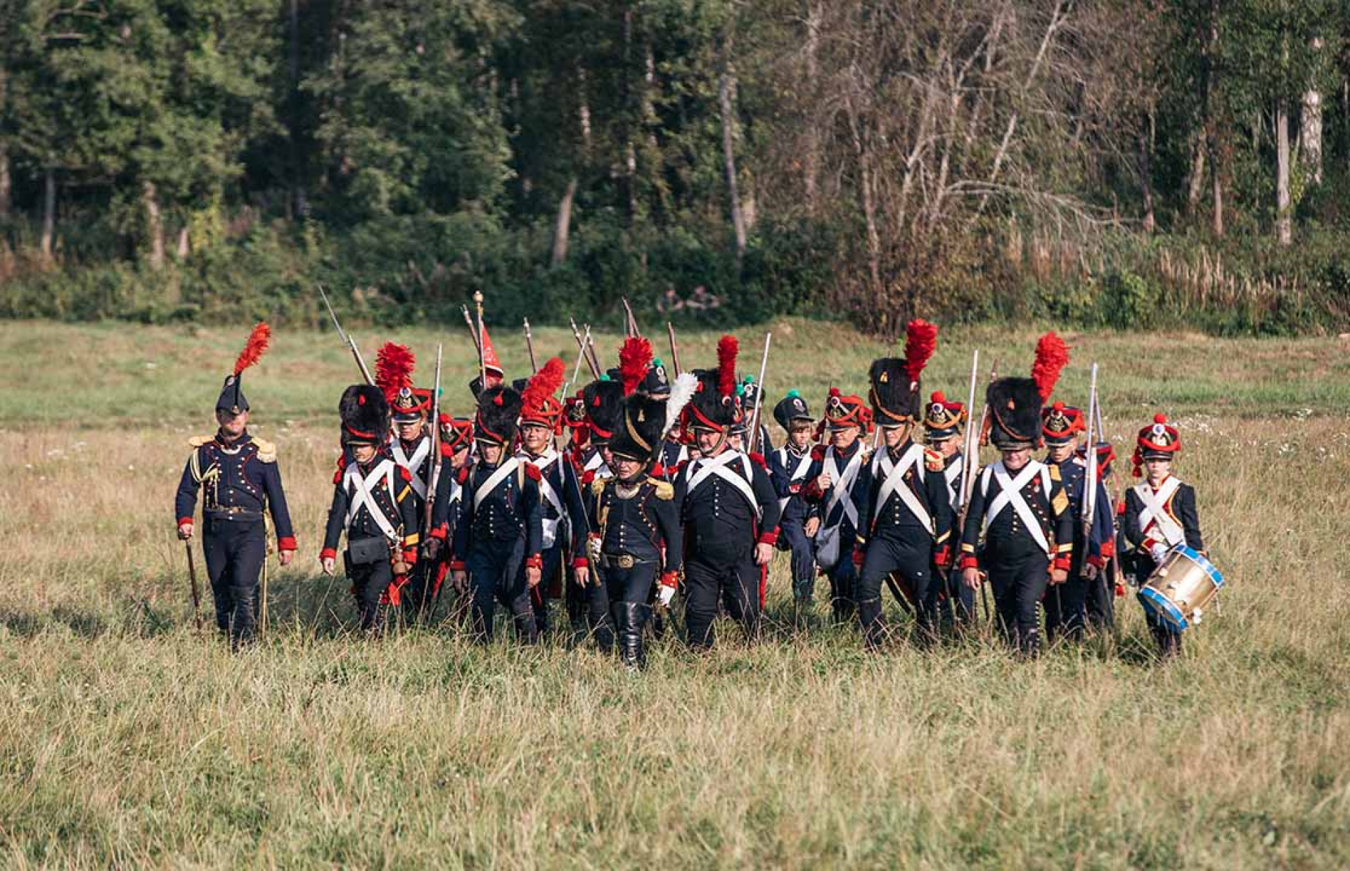 The Battle of Borodino: The Biggest Reenactment in Europe, in Photos