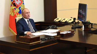 Putin S Approval Rating Returns To Pre Coronavirus Levels Poll The Moscow Times