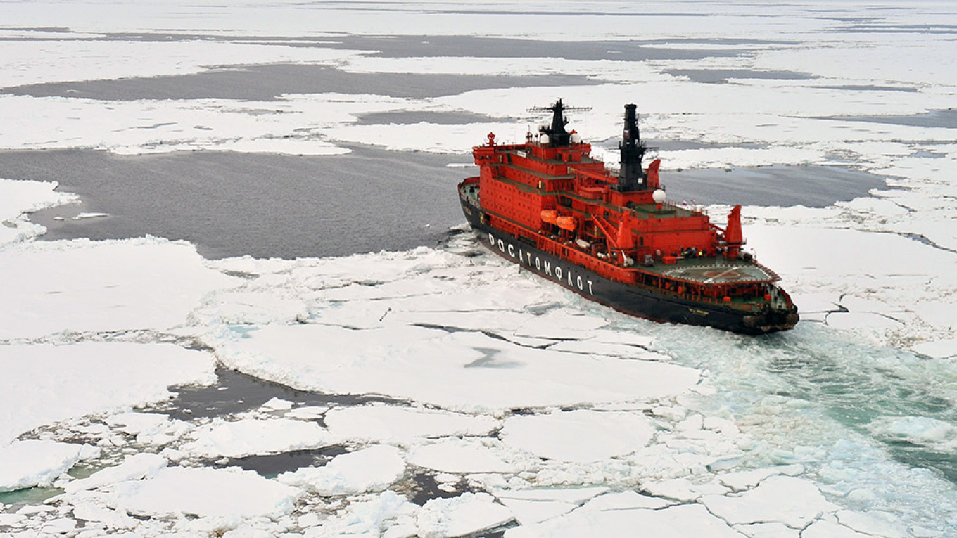 Not All Is Quiet On the Arctic Front