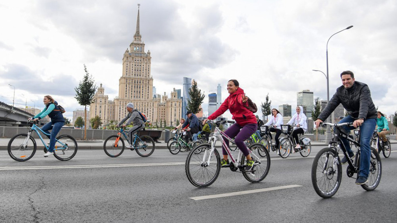 News From Russia: What You Missed Over the Weekend