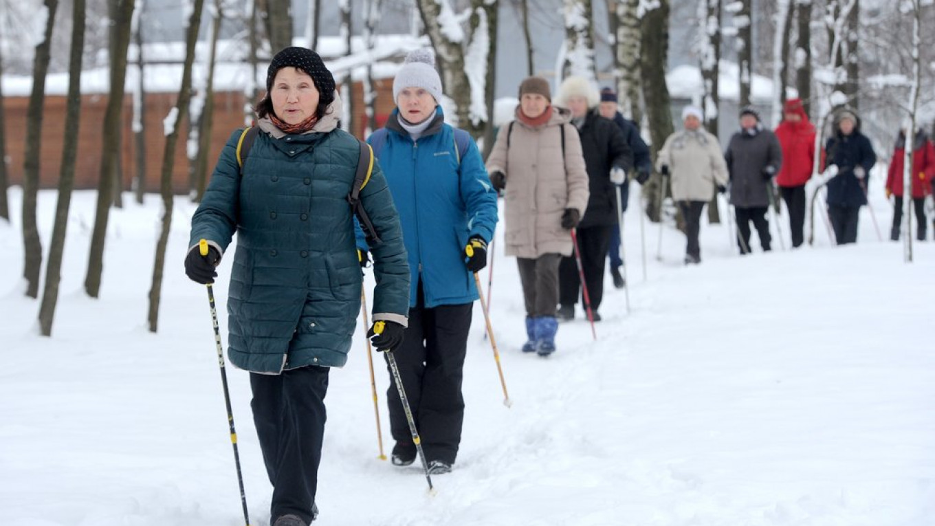 Life Expectancy in Russia Inches Upward to 73 — Health Ministry Official