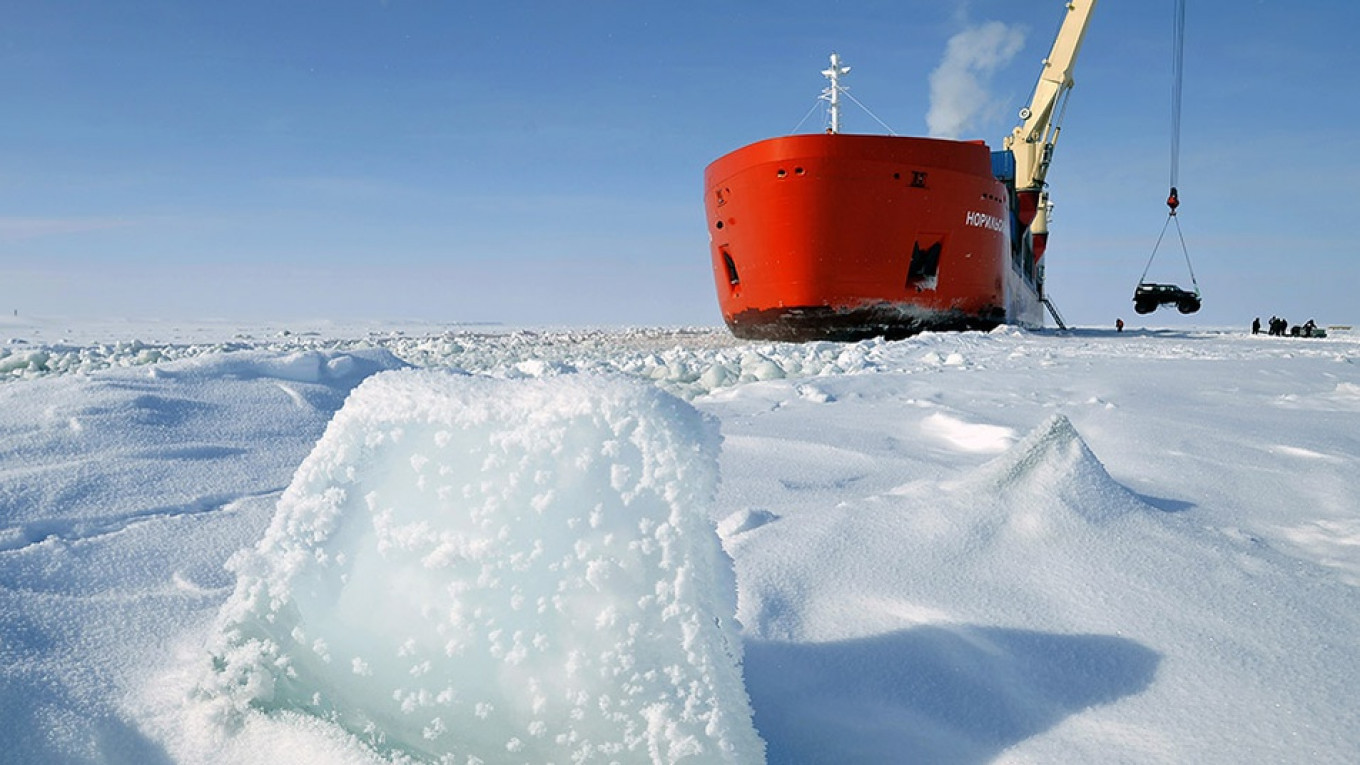 Russia's Rosneft and Finance Ministry Wrestle over Arctic Funding