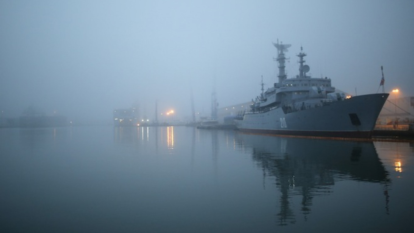 Russia Threatens Lawsuit After France Suspends Mistral Warship Delivery