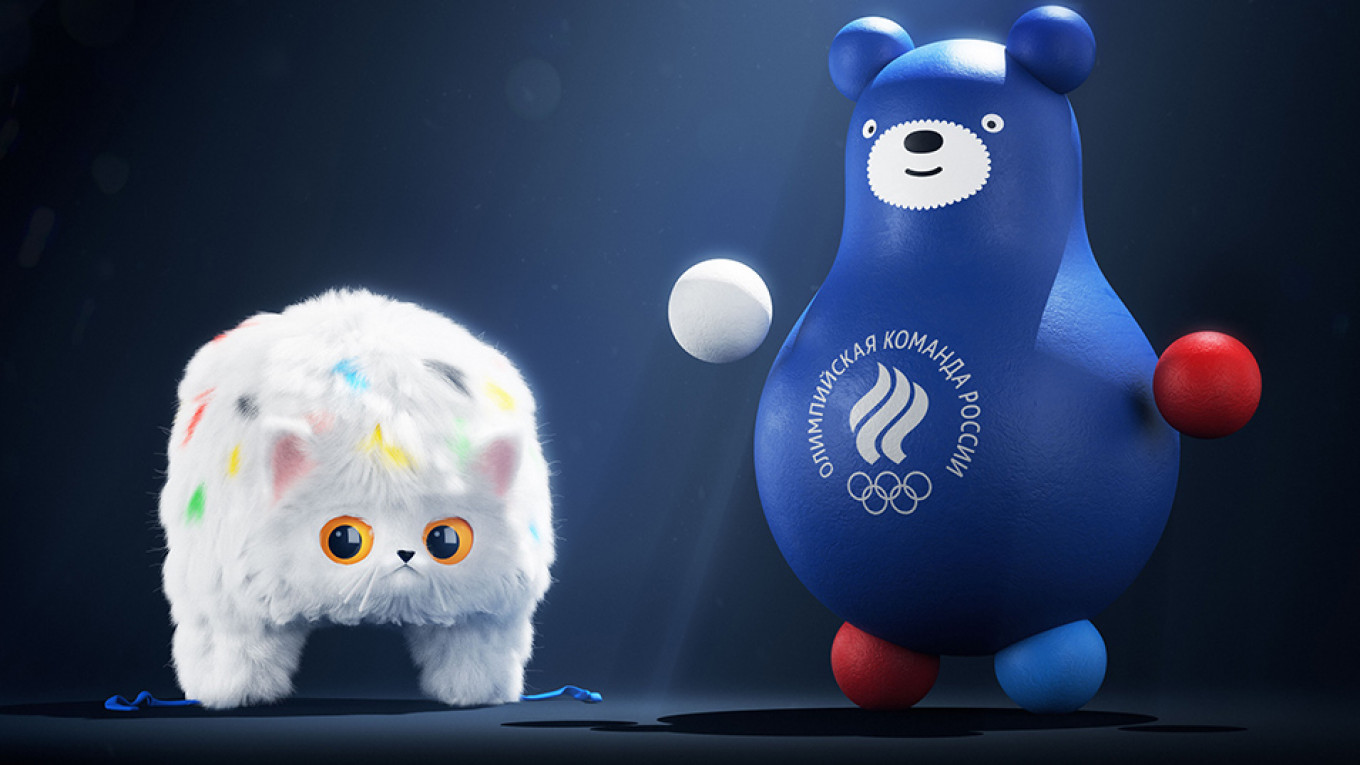 Russia's New Olympic Team Mascots Deftly Dodge Doping, Sanctions