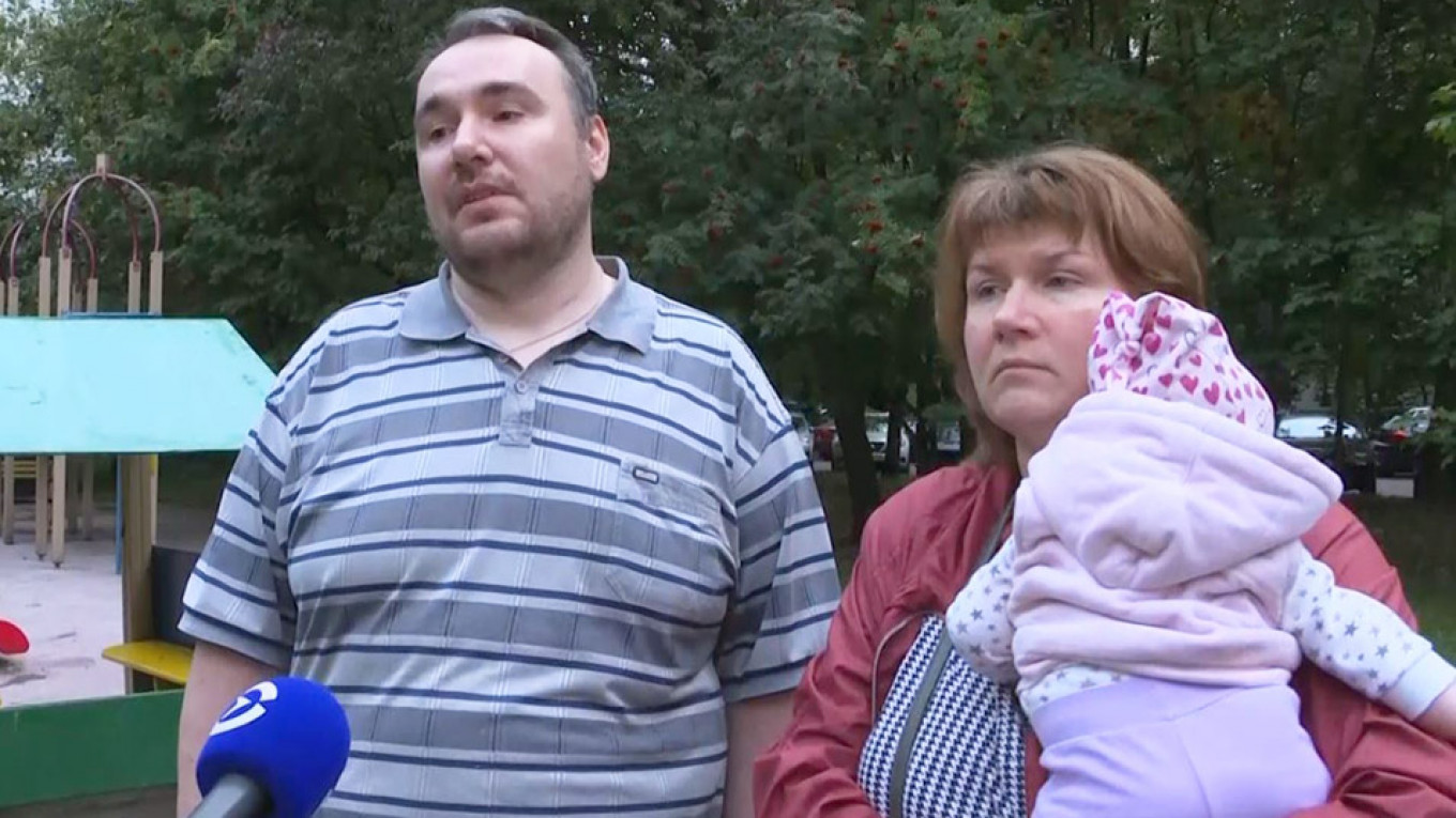 Moscow Couples Keep Parental Rights After Bringing Children to Protests