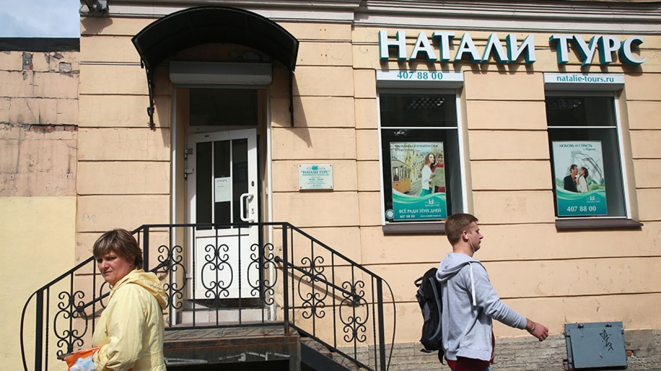 Russia's Oldest Travel Agency Goes Under
