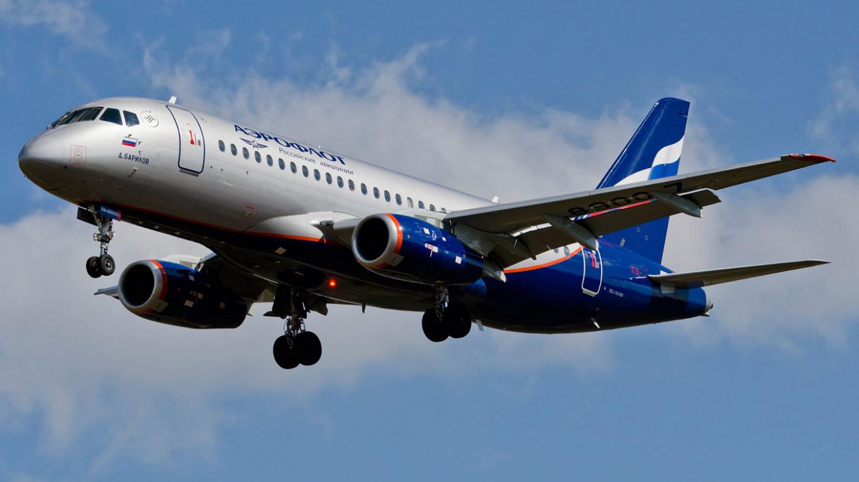 Russia S Aeroflot Cancels Dozens Of Flights Following