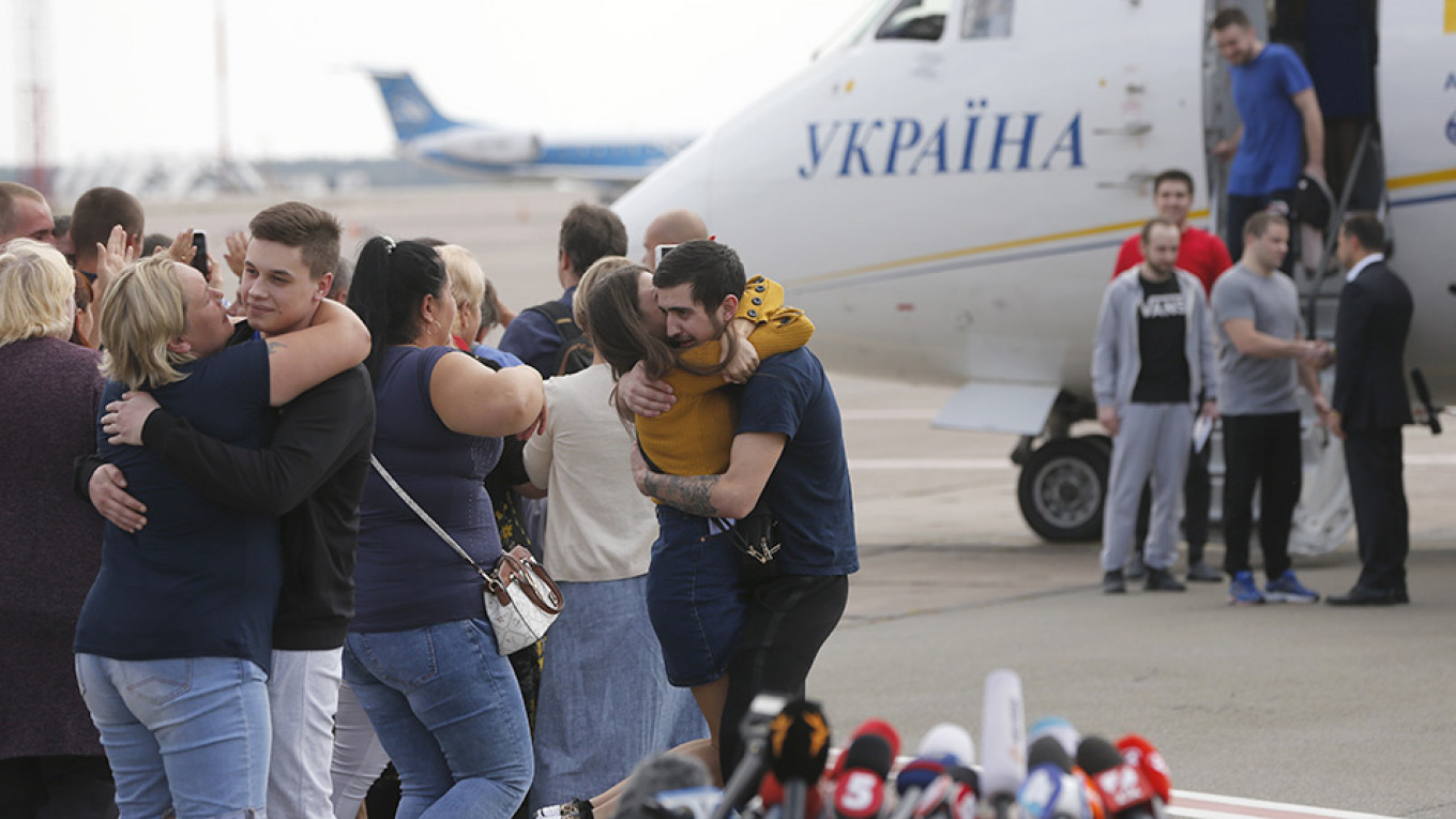 Who Did Russia and Ukraine Swap During Their Prisoner Exchange?