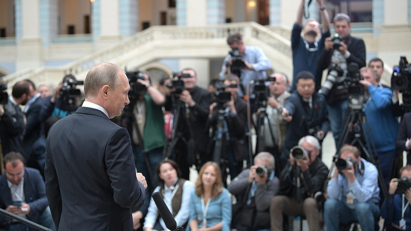 The Russian People Hold the Key to Putin's Succession