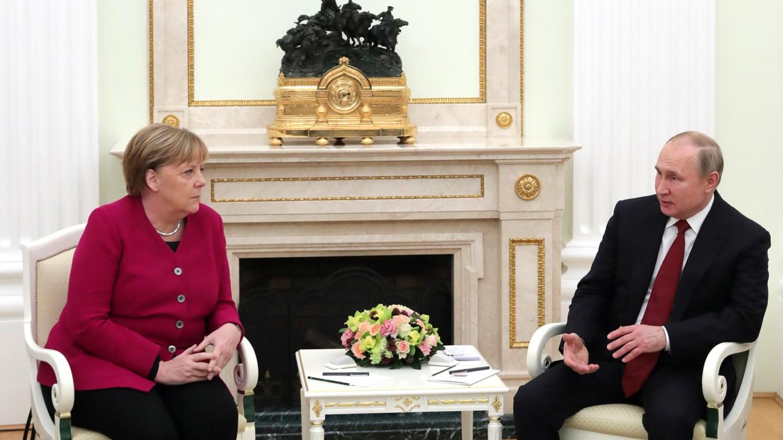 Putin Berlin