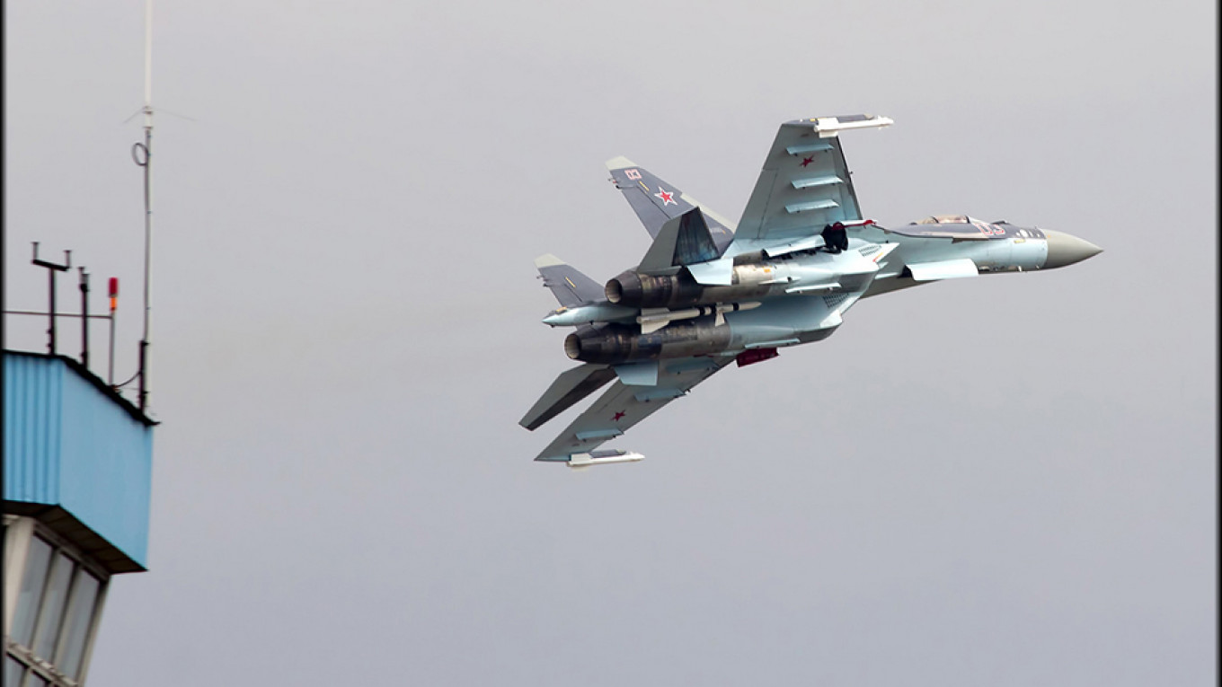 Russia Secures $2Bln Fighter Jet Contract With Egypt — Reports