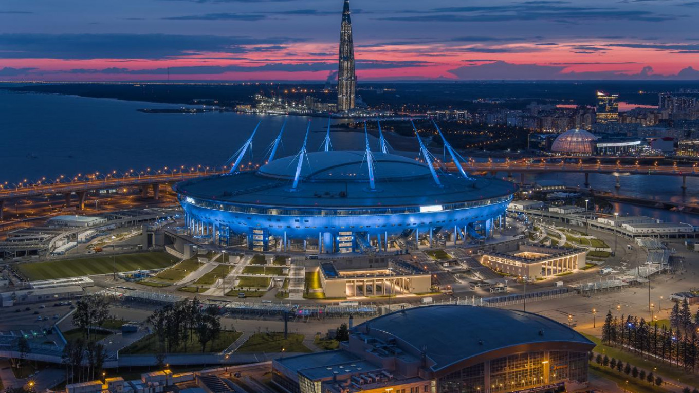 uefa chooses st petersburg to host 2021 champions league final the moscow times host 2021 champions league final